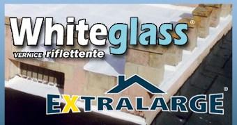 sistema impermeabilizzante Whiteglass + Extralarge - Cimar impermeabilizzanti liquidi