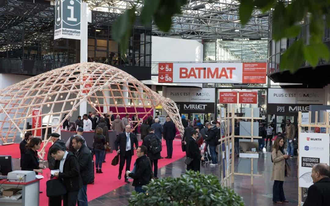 Batimat, International Building Exhibition 4 – 8 de noviembre de 2019