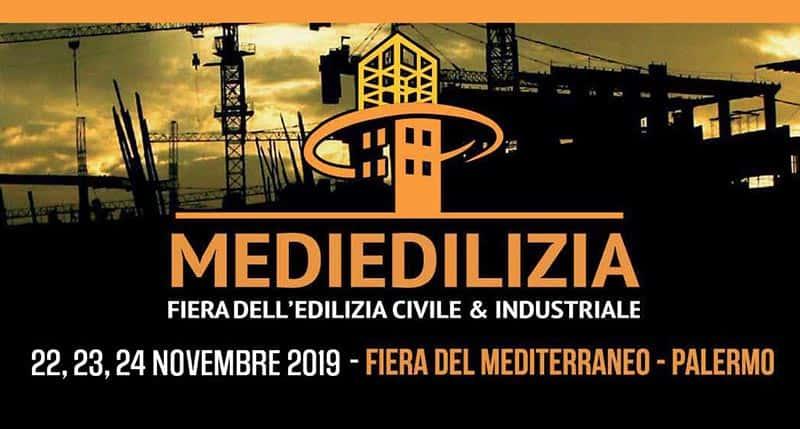 Fiera dell'edilizia Mediedilizia a Palermo