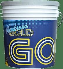 Membrana Gold - Guaina liquida acrilica impermeabilizzante