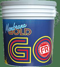 Membrana gold fibrorinforzata - latta