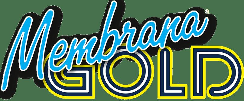 Logo Membrana Gold - Membrana elastica impermeabilizzante